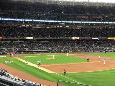 Yankee Stadium, section: 210, row: 4, seat: 2