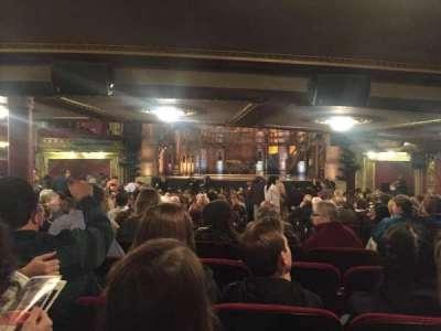 CIBC Theatre section Orchestra RC