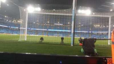 Etihad Stadium (Manchester), section: 137, row: 1, seat: 1025