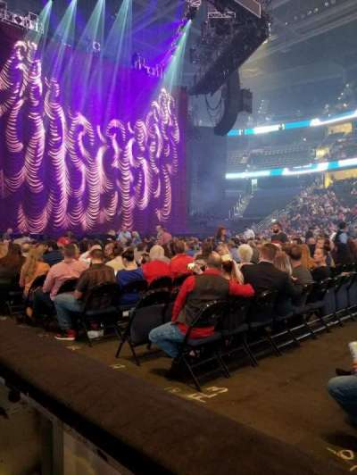 Amalie Arena, section: 116, row: A, seat: 15