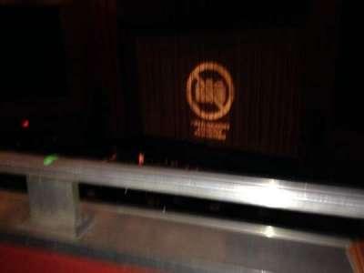 Kansas City Music Hall, section: Right Balcony, row: a, seat: 10