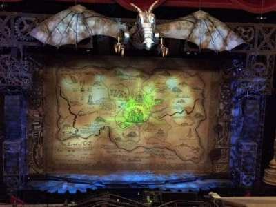 Oriental Theatre, section: LOGE-C, row: B, seat: 301