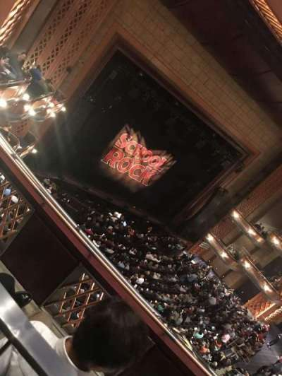 Walt Disney Theatre - Dr. Phillips Center, section: Balcony Left, row: B, seat: 27