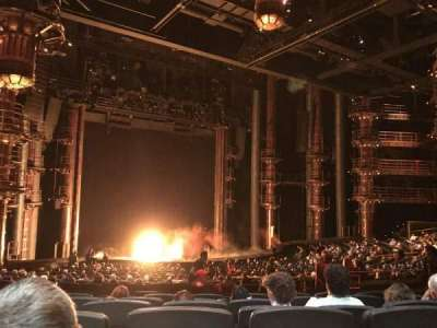 KÀ Theatre - MGM Grand, section: 201, row: GG, seat: 17