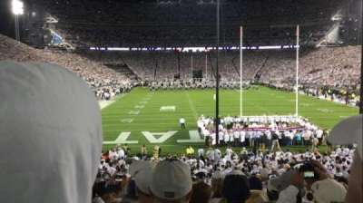 Beaver Stadium, section: NG, row: 31, seat: 9