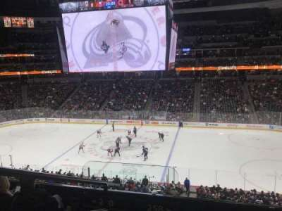 Pepsi Center section 258