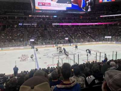 Pepsi Center, section: 126, row: 17, seat: 16