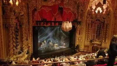 Ohio Theatre (Columbus), section: Mezz E, row: C, seat: 33