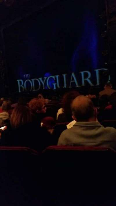 Providence Performing Arts Center, section: Ochestra Right, row: M, seat: 10