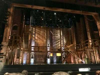 San Diego Civic Theatre, section: Orchestra, row: C, seat: 13