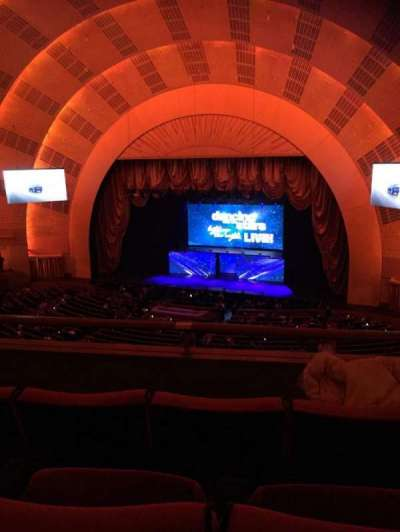 Radio City Music Hall, section: 2nd Mezzanine 2, row: C, seat: 211
