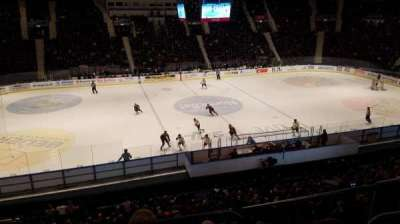 Hovet, section: A8, row: 21, seat: 22