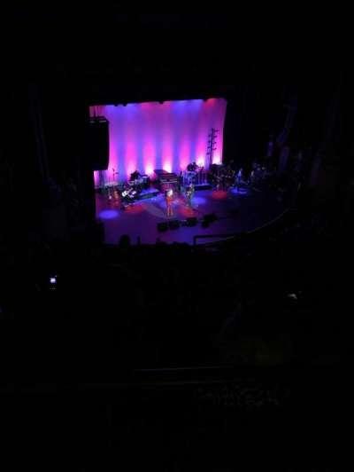 Beacon Theatre, section: Upper Balcony Left Center, row: K, seat: 6