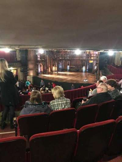 CIBC Theatre, section: Dress Circle R, row: E, seat: 6