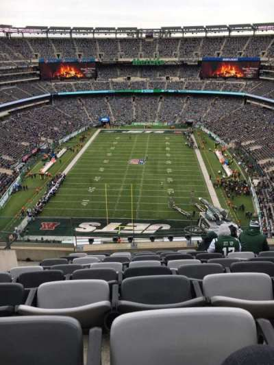 MetLife Stadium, section: 325, row: 12, seat: 20