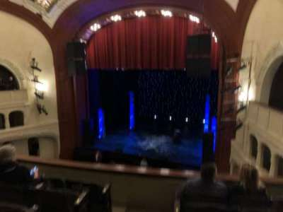 Moore Theatre, section: BCR, row: E, seat: 1