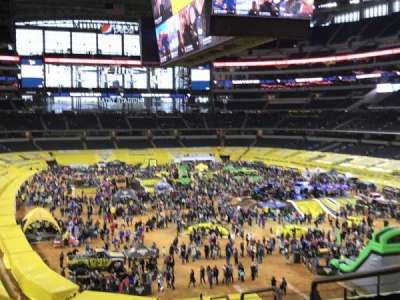 AT&T Stadium, section: 201