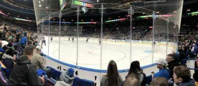 Scottrade Center, section: 125, row: D, seat: 5