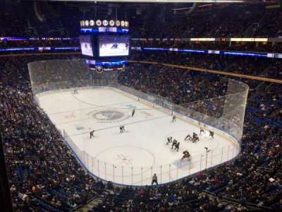 KeyBank Center section 301
