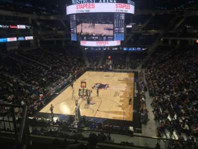 Wintrust Arena, section: 202, row: E, seat: 4