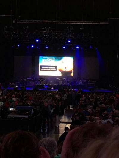 Value City Arena, section: 131, row: M, seat: 1