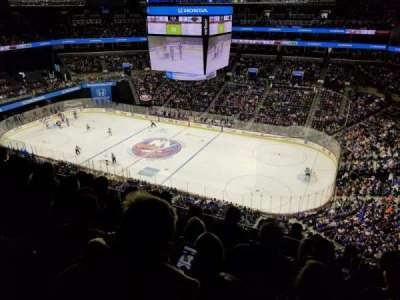 Barclays Center, section: 222, row: 7, seat: 7