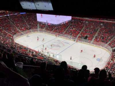 Little Caesars Arena, section: 223, row: 10, seat: 23