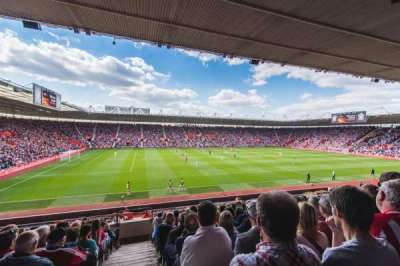 St Mary's Stadium, section: 10