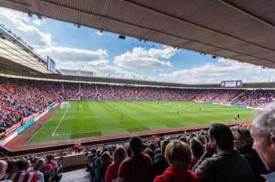 St Mary's Stadium, section: 11