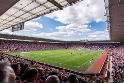 St Mary's Stadium, section: 15