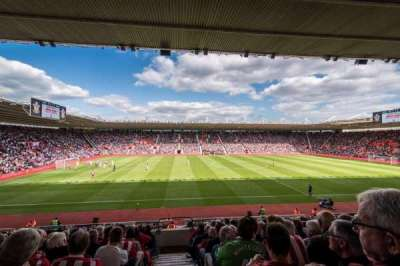 St Mary's Stadium, section: 33