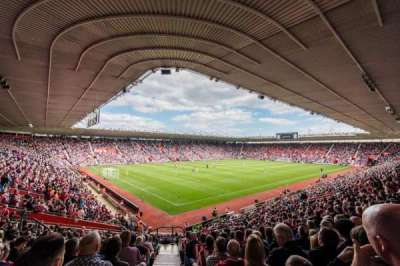 St Mary's Stadium, section: 36