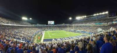 Kroger Field, section: 14, row: 36, seat: 7