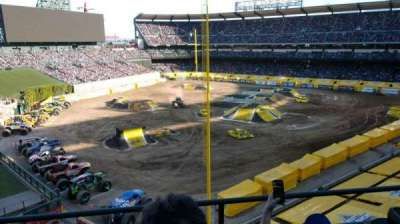 Angel Stadium section v404