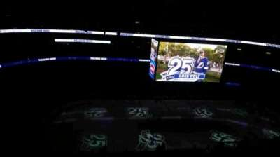Amalie Arena, section: 303, row: N, seat: 9