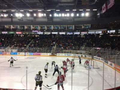 Meridian Centre, section: 103, row: J, seat: 11-12