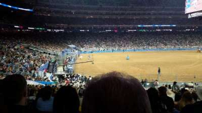 NRG Stadium, section: 111, row: Cc, seat: 11
