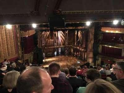CIBC Theatre section Mezzanine Left