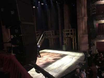 CIBC Theatre, section: Dress Circle, row: Box 3, seat: 1
