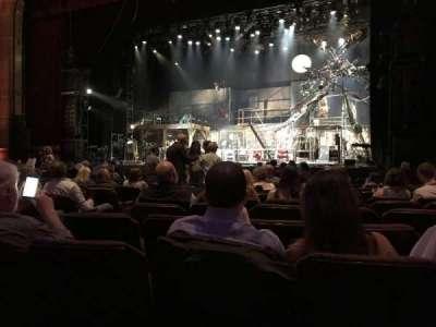 Fox Theatre (Atlanta), section: Orchestra RC, row: K, seat: 58