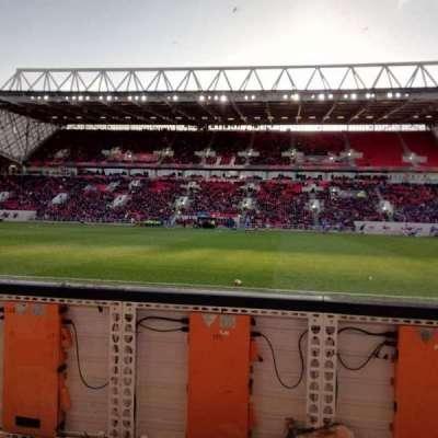 Ashton Gate Stadium section Dolman
