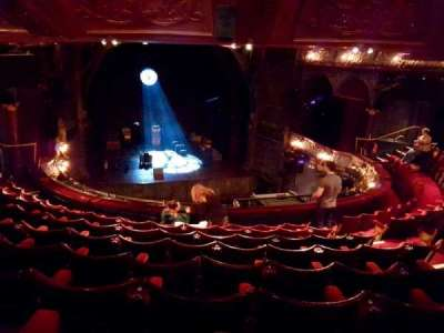 Palace Theatre (West End), section: Dress Circle, row: H, seat: 26
