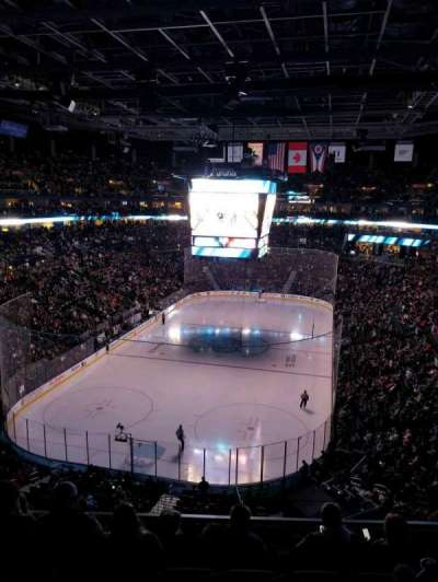 Nationwide Arena, section: 223, row: F, seat: 5