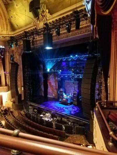Hippodrome Theatre section RIGHT GRAND SUITE