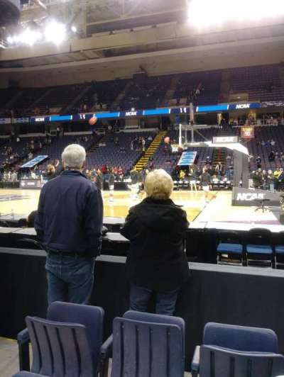 Times Union Center, section: 118, row: Ccc, seat: 13