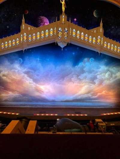 Eugene O'Neill Theatre, section: Mezzc, row: A, seat: 109
