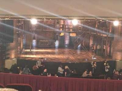 CIBC Theatre, section: DRCRLC, row: E, seat: 221