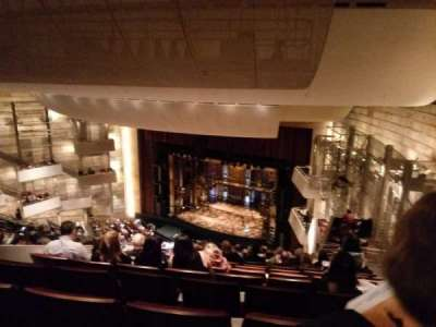 the buell theatre, section: Balcony A, row: M, seat: 301