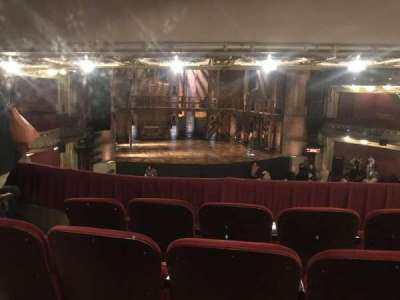 CIBC Theatre, section: Dress Circle LC, row: D, seat: 235