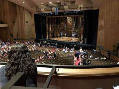 Keller Auditorium section Box 12